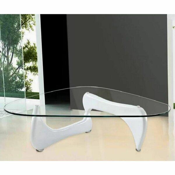 Wulfram Abstract Coffee Table By Orren Ellis