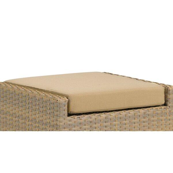 Indoor/Outdoor Sunbrella Ottoman Cushion By Beachcrest Home