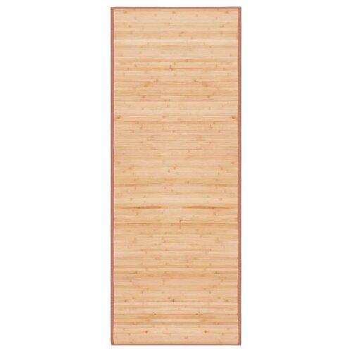 Mesa Handmade Kilim Brown Rug Bay Isle Home Rug Size: Runner