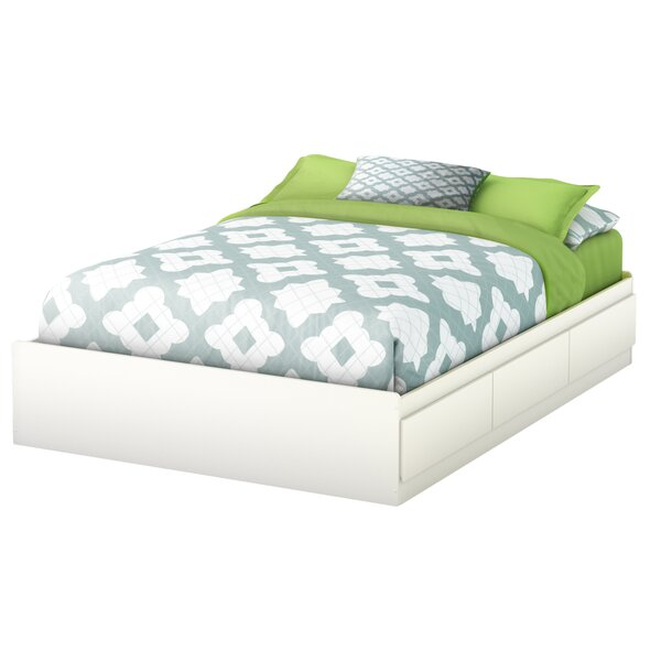 Step One Full/Double Platform Bed by South Shore