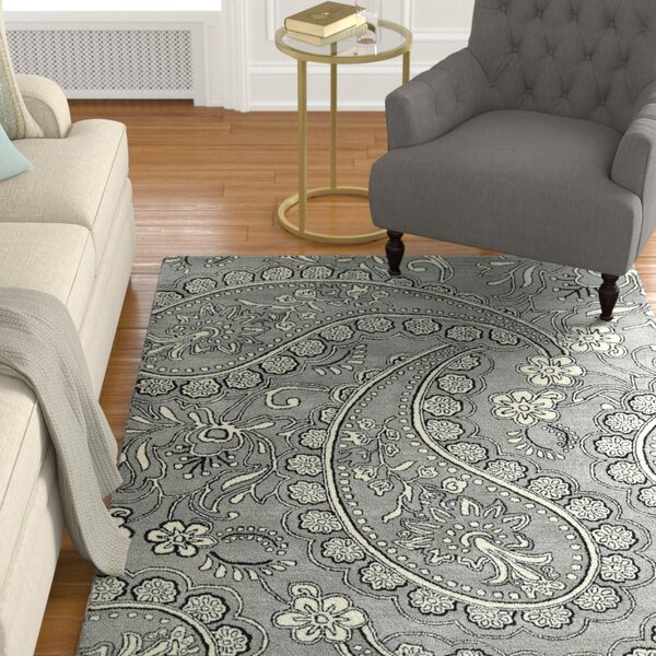 Newburgh Hand-Tufted Area Rug by Charlton Home