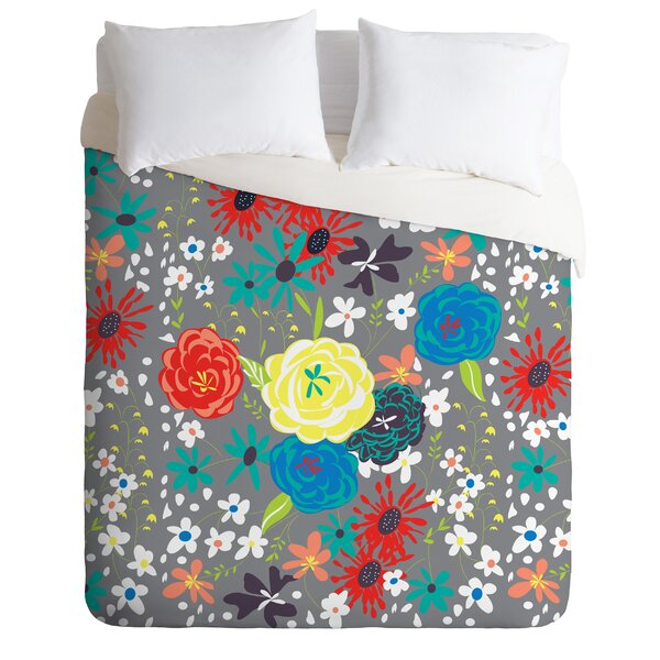 Bloomimg Love Duvet Cover Collection by East Urban Home