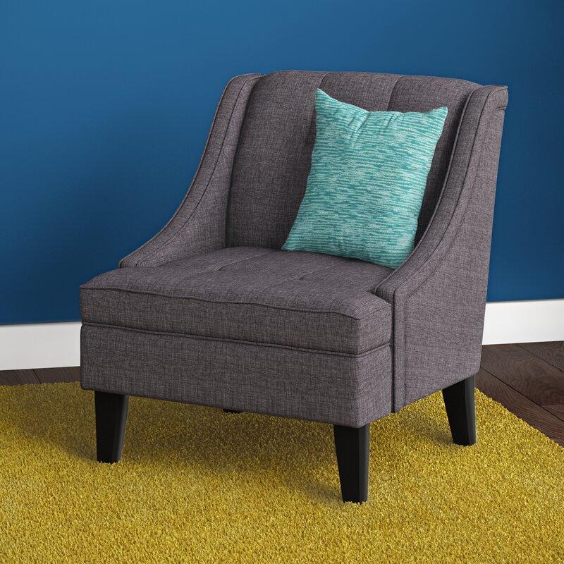 Cleisthenes Slipper Chair