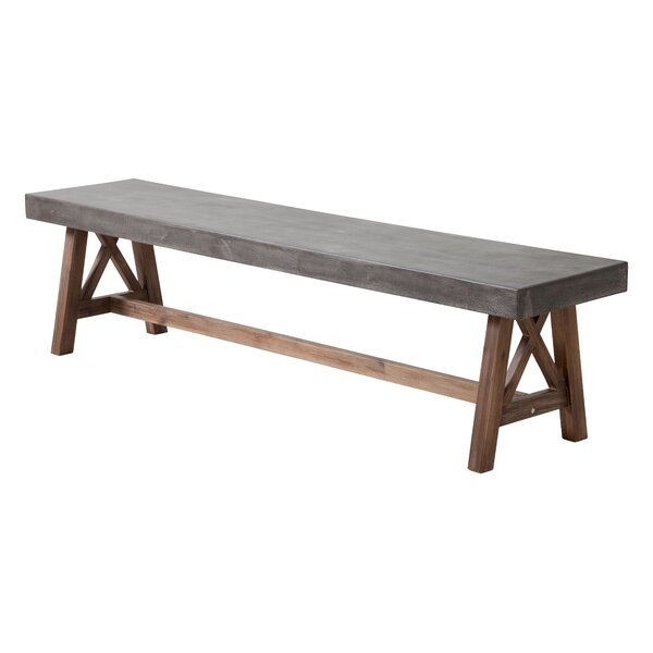 Shoreham Wood Dining Bench by Trent Austin Design