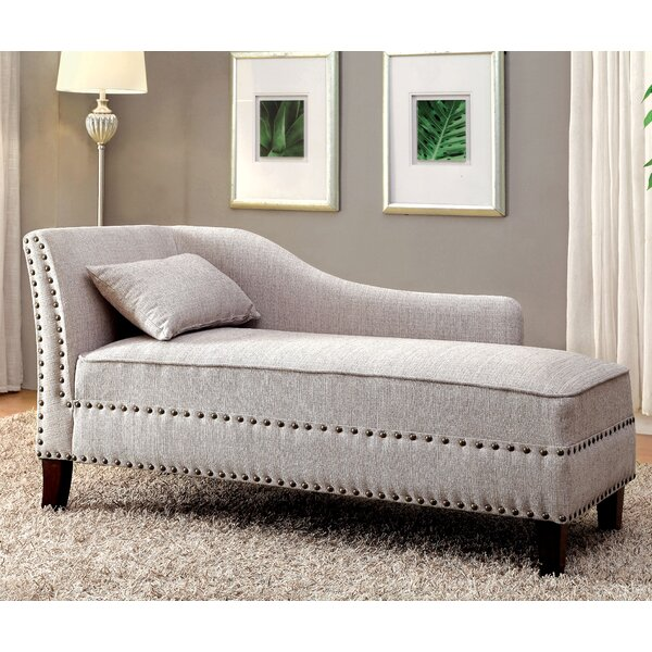 Segars Chaise Lounge by Darby Home Co