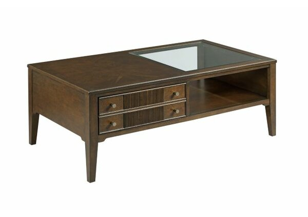 Angleterre Coffee Table with Storage by Ivy Bronx