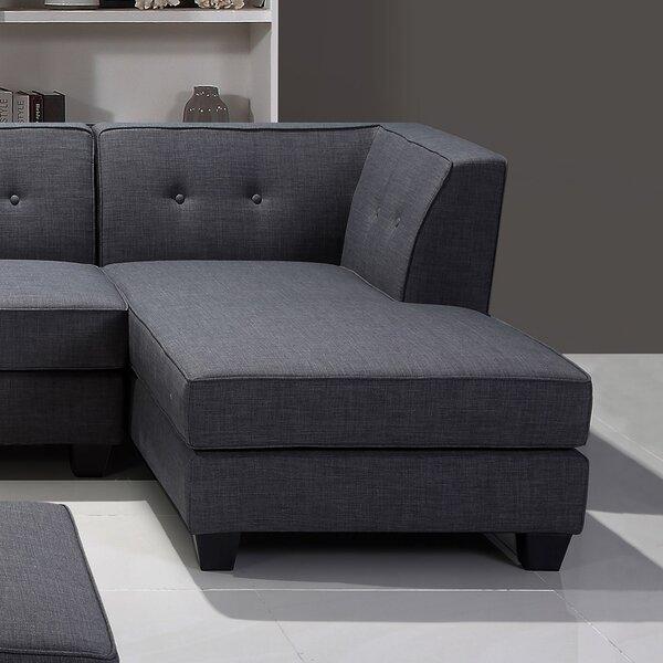 Mariotti Chaise Lounge by Brayden Studio