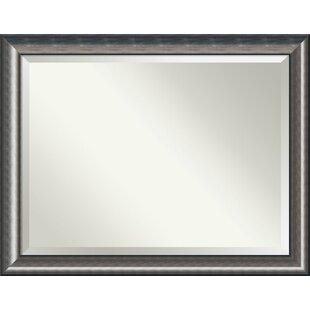 Orren Ellis Falefa Oversize Accent Mirror