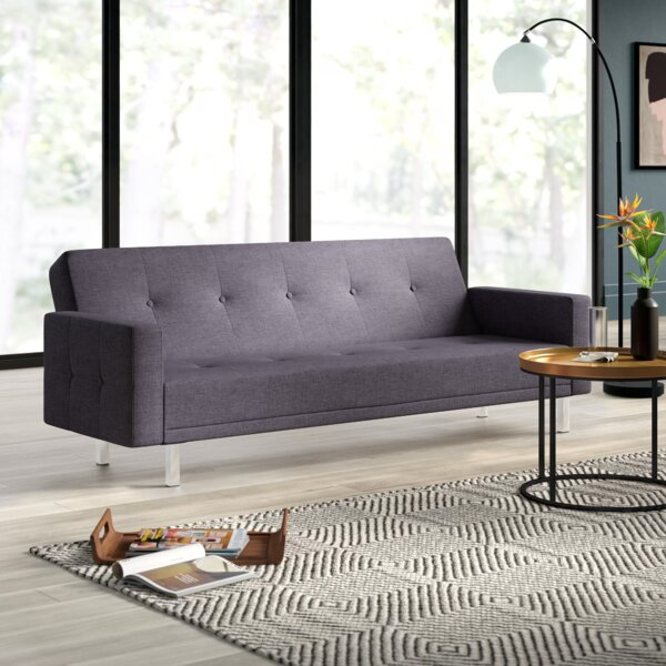 Get Valuable Armas Sleeper Sofa by Mercury Row by Mercury Row