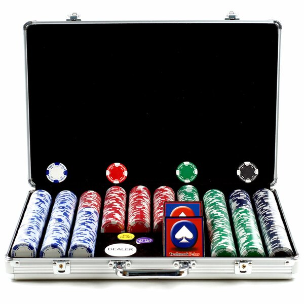Holdem Poker Chip by Trademark Global