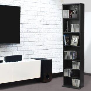 Demarus Multimedia Media Shelves