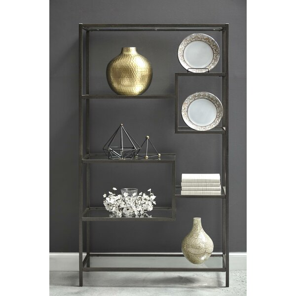 Jacques Etagere Bookcase by Wrought Studio