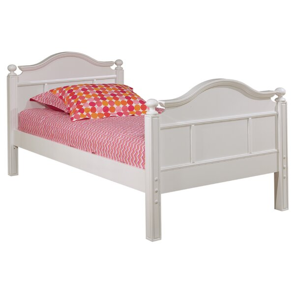 Lilia Twin Panel Bed by Viv + Rae