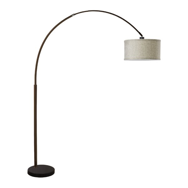 Maui 81 Quot Arched Floor Lamp Amp Reviews Allmodern