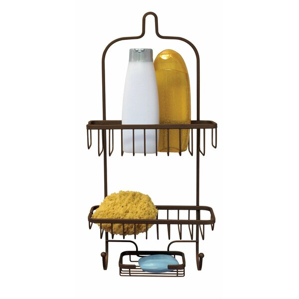 Heavyweight Shower Caddy by Home Basics