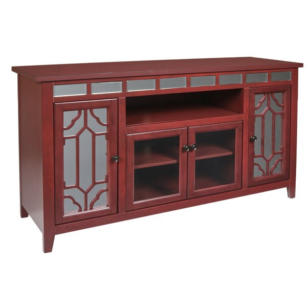 Pipkins Solid Wood TV Stand For TVs Up To 70