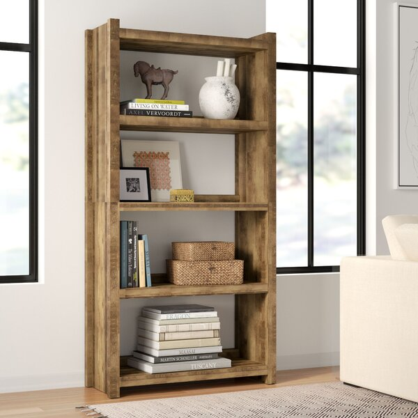 Ottery Standard Bookcase By Three Posts Teen