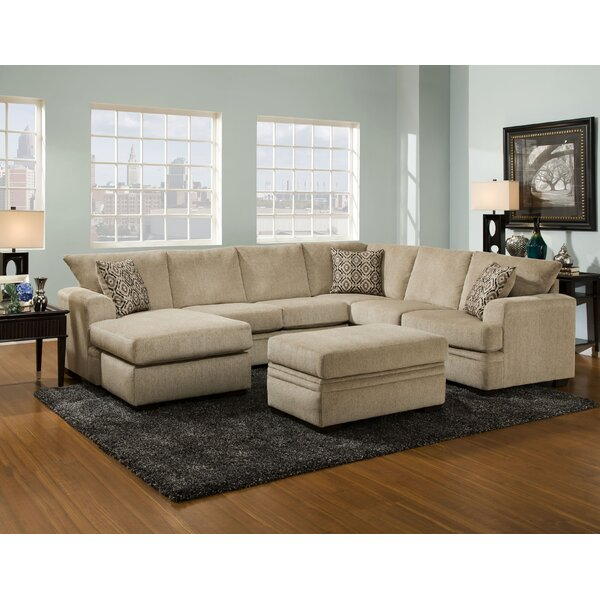 Bourget Sectional By Red Barrel Studio Cool