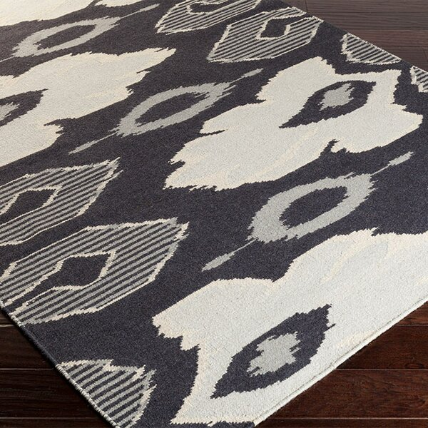 Alameda Hand woven Gray/White Area Rug by Beth Lacefield for Surya