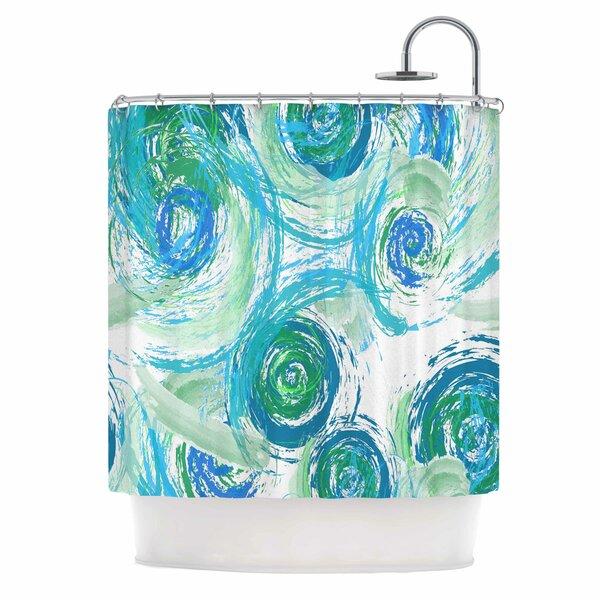 Alison Coxon Sophia Shower Curtain by East Urban Home
