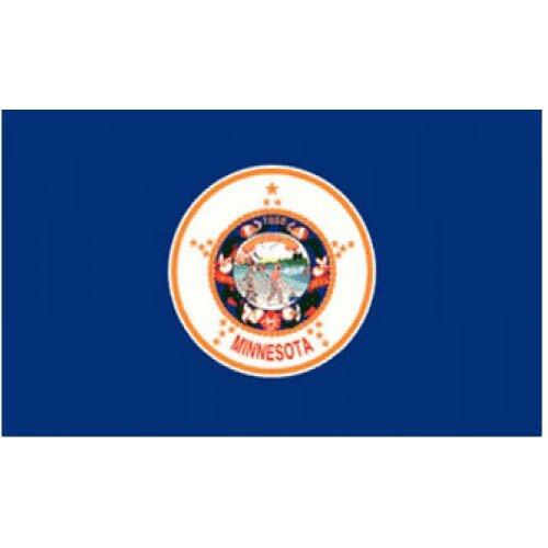 Minnesota Traditional Flag by NeoPlex