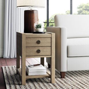 Arbyrd End Table with Storage