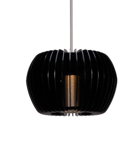 Industrial LEDme Monopoint 1-Light Drum Pendant by WAC Lighting