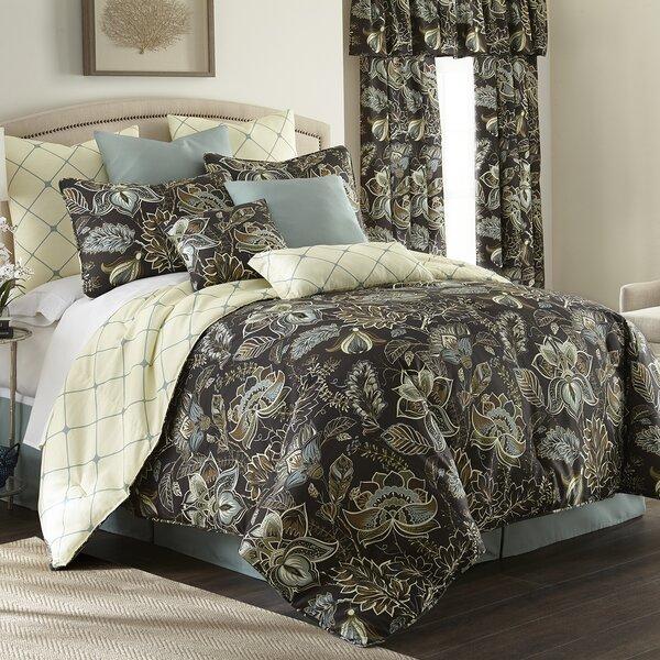 Wardle 100% Cotton Reversible Comforter Set
