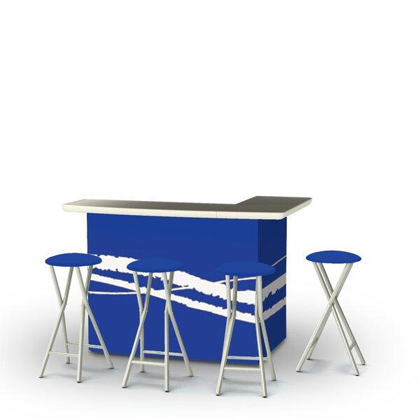 Bingley 8 Piece Patio Bar Set by Orren Ellis Orren Ellis
