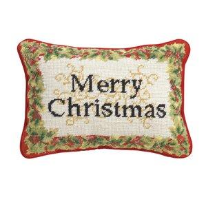 Christmas & Holiday Throw Pillows You'll Love | Wayfair