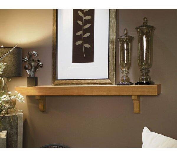 Shaker Box Fireplace Mantel Shelf By MantelCraft