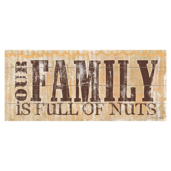 Our Family Textual Art Multi-Piece Image on Wood by Artehouse LLC