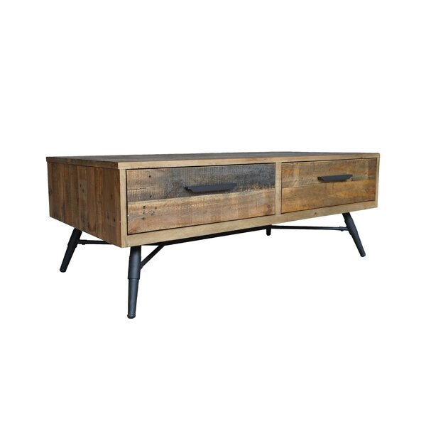 Travis Heights Coffee Table by Union Rustic