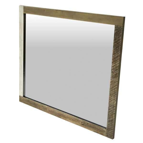 Chism Accent Mirror by Rosecliff Heights