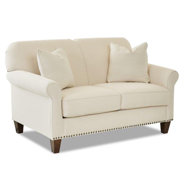 #1 Kaelyn Loveseat By Wayfair Custom Upholstery™ Cheap