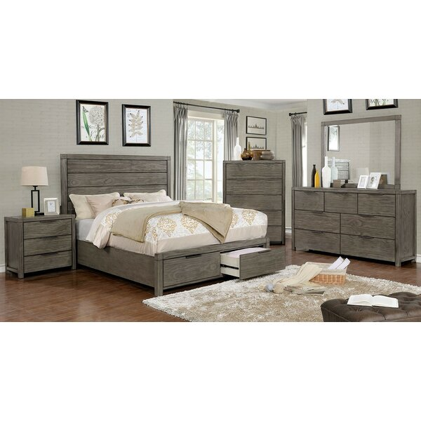 Elowen Platform Configurable Bedroom Set by Gracie Oaks