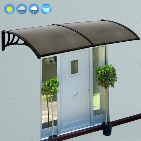 Canopy 3.25ft. W x 3.25ft. D Patio Awning by Zeny