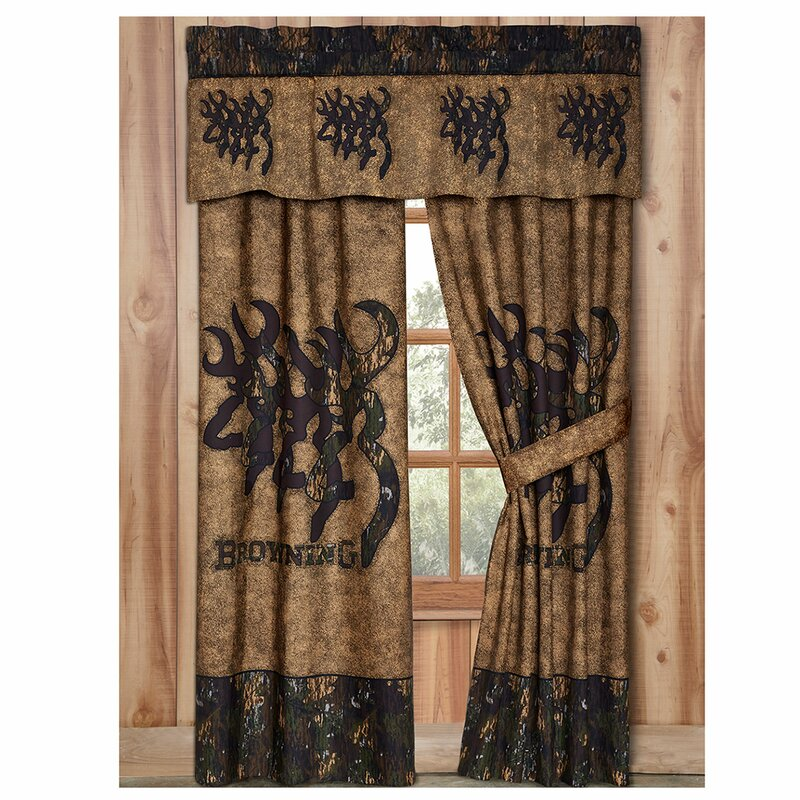 drapes and valance sets shower curtain 3d buckmark curtain panels set of 2 browning drapes valance sets archives woo shop everything furniture online