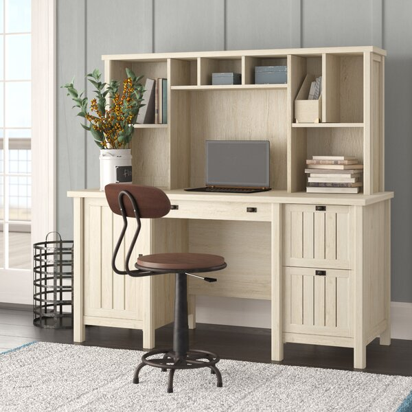 Shelby Desk with Hutch