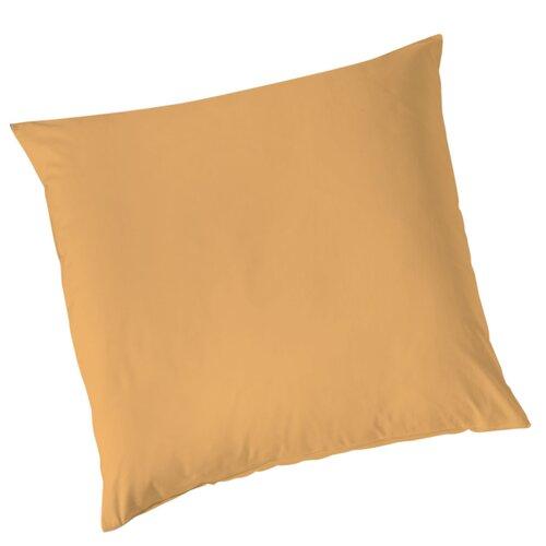 Jersey Kopfkissenbezug aus 100% Baumwolle Rosalinda Zipcode Design Farbe: Orange| Größe: 40 x 80 cm | Heimtextilien > Decken und Kissen > Kopfkissen | Zipcode Design