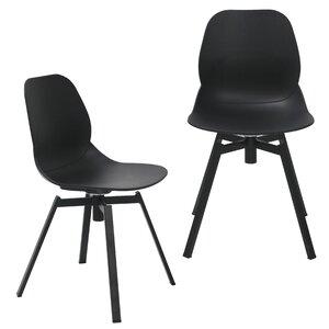 Joy Dining Shell Side Chair (Set of 2) eModern Decor