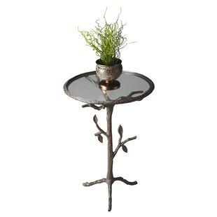 Affordable Chrystal End Table ByFleur De Lis Living