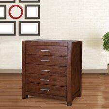 Sagittarius 5 Drawer Dresser by Brayden Studio