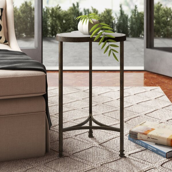 Walter End Table by Gabby