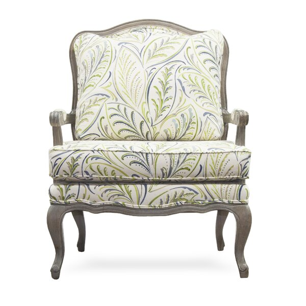 Reynolds Armchair by Uniquely Furnished Uniquely Furnished