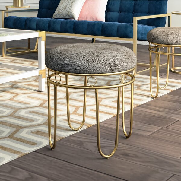 Sandi Accent Stool by Willa Arlo Interiors