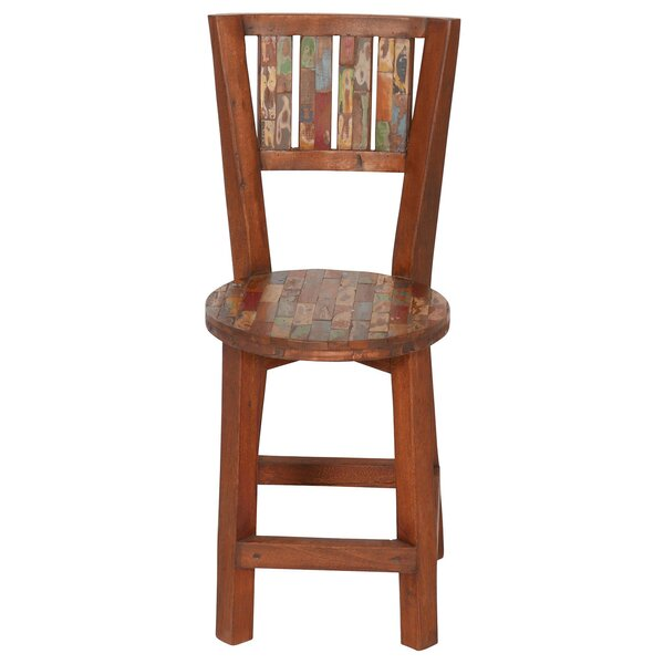 Cottage Solid Wood Dining Chair by Joseph Allen