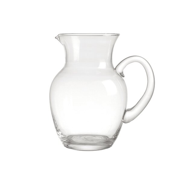 Empoli Jug Pitcher by La Porcellana Bianca