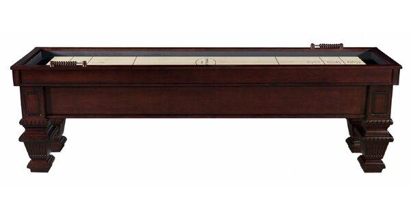 Prestige Shuffleboard Table by Berner Billiards