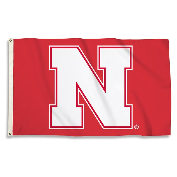 NCAA Polyester 3 x 5 ft. Flag by Team Pro-Mark